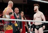 بالفيديو والصور- كل ما فاتك في عرض RAW المثير للمصارعة