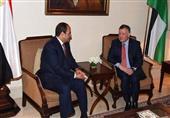 قمة مصرية أردنية بعمان لحبث الأوضاع الإقليمية والدولية وآليات التعامل معها