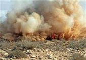 مجهولون يفجرون مدرسة بالشيخ زويد