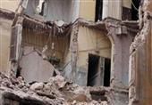 رئيس حى غرب المنصورة: لجنة لإقرار إمكانية إزالة عقار انهار جزء منه