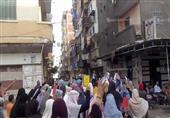 """بالصور.. أول مظاهرة لإخوان الإسكندرية ضد تعيين """"الزند"""" وزيرًا للعدل"""