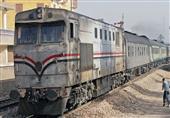 عودة حركة القطارات بخط