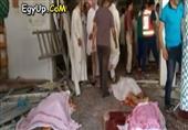 شاهد ولأول مرة تفجير إرهابي داخل مسجد بالمملكة العربية السعودية بمدينة القاطيف