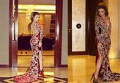 أزياء ميريام فارس لأشهر مصممي الأزياء