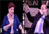 عمرو أديب لرجاء الجداوي: أتحدى يكون فى مسحوق بيطلع البقع