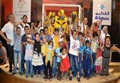 بالصور- كايرو فستيفال سيتي تستضيف العرض العالمى Transformers لأطفال