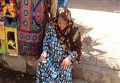 معهد اورام طنطا يلقي مريضة بورم في المخ على الرصيف