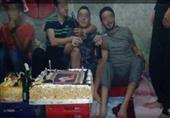 عيد ميلاد بالخمور والحشيش داخل حجز قسم حدائق القبة