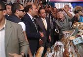 حنفي يفتتح معرض مستلزمات رمضان: توفير احتياجات المواطنين فوق قسوة الحرارة