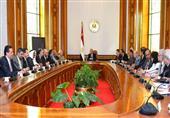 ننشر تفاصيل لقاء السيسي مع ممثلي 27 حزبا سياسيا