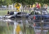 بالصور.. الفيضانات تٌغرق ولاية تكساس الأمريكية