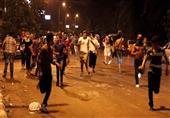 إصابة 3 أشخاص وحرق 4 دراجات بخارية في اشتباكات بين الإخوان وأهالي
