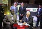 بالصور- مصر توقع عقد تنظيم بطولة إفريقيا لليد 2016