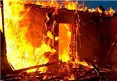 اشتعال النيران في 8 منازل و3 حظائر و4 عشش بعزبة أبوسبع بالمنوفية