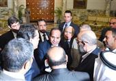 بالصور.. السيسي في أسبوع.. 8 آلاف رسالة من الشعب إلى الرئيس وخطة أمنية جديدة