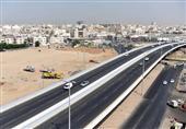 بالصور.. المقاولون العرب تنتهي من تنفيذ كوبرى تقاطع طريق الملك فهد بالسعودية