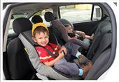 مقعد الطفل .. درع الأمان في السيارة