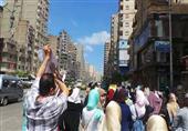بالصور - مسيرة للإخوان في العصافرة بالإسكندرية