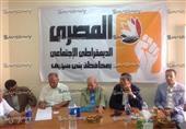 أبوالغار: لا نمانع انضمام أعضاء الوطني المنحل لحزبنا..ولكن