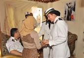 """""""قومي المرأة"""" يزور فتاة بورسعيد المغتصبة لتقديم الدعم المعنوي والقانوني"""