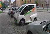 سيارة جديدة مخصصة لذوي القدرات الخاصة
