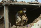 مواد الإغاثة لمتضرري زلزال نيبال