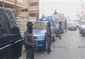 بالصور - استنفار أمني ببورسعيد تزامنا مع النطق بالحكم في أحداث الاستاد