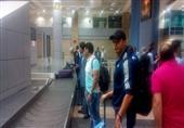 بالصور.. بعثة الزمالك تعود إلى القاهرة بعد عبور الفتح