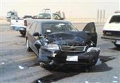 مصرع وإصابة 4 أشخاص في تصادم بالقرب من صحراوي المنيا