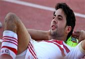 محمد إبراهيم يبدأ برنامجه التأهيلي للعودة للملاعب