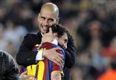 ماذا قال ميسي عن جوارديولا قبل مواجهة (برشلونة - بايرن)؟