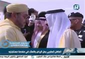 رئيس الديوان الملكى السعودى يصفع مصور صحفى