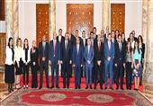 ننشر تفاصيل لقاء السيسي بأعضاء مؤسسة المصريين خريجي الجامعات العالمية- صور