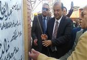 بالصور.. وزير التموين يفتتح تطوير صومعة بميناء الإسكندرية بـ60 مليون جنيه