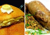 إفطار اليوم من مصراوي: حمام محشى بالرز وكنافة بالموز