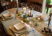 أصول ترتيب المائدة فى رمضان