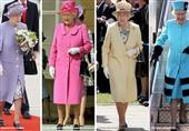 الملكة إليزابيث .. إيقونة الموضة منذ 60 عاماً