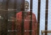 وصول مرسي وآخرين لأكاديمية الشرطة لمحاكمتهم بقضية