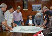 اعتماد المخطط التفصيلي لـ 4 مدن وقرية في كفر الشيخ