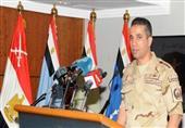 """المتحدث العسكري: الوضع في سيناء تحت السيطرة...والإرهابيين لديهم عقل """"مضمحل"""""""
