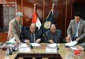 توقيع بروتوكول لحصر املاك الدولة بالدقهلية لاستغلالها فى مشروعات