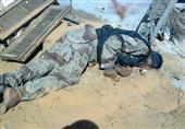 المتحدث العسكري ينشر صور جديدة للعناصر الإرهابية في سيناء