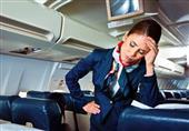 10 سلبيات لا تتوقعها عن عمل مضيفة الطيران