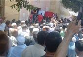 وصول جثمان شهيد المنوفية في مواجهات سيناء لمسقط رأسه بقرية طليا