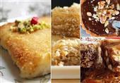 5 أشهى حلويات رمضانية..جرب الوصفات وشارك برأيك
