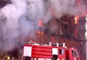 مقتل 4 أشخاص في حريق بمستشفى صيدناوي بالزقازيق