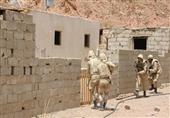 الجيش يقتل 6 إرهابيين خلال اشتباكات عنيفة جنوب رفح