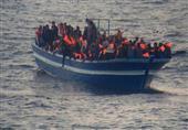 ضبط 46 شخصاً من جنسيات مختلفة في محاولة هجرة غير شرعية بكفرالشيخ
