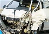 مصرع أمين شرطة وإصابة 4 آخرين في تصادم سيارتين بطريق