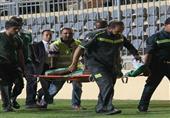 القوات المسلحة تتحمل علاج لاعب ليوبار الكونغولي